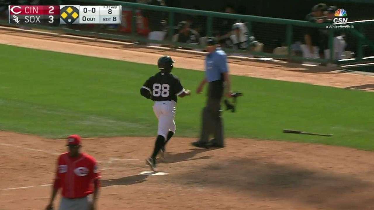 No defense: Davidson, Asche adjust to DH