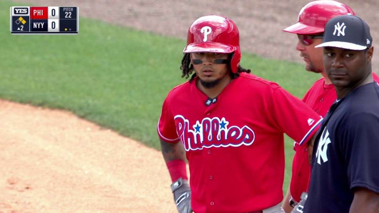Galvis' two-run single to left