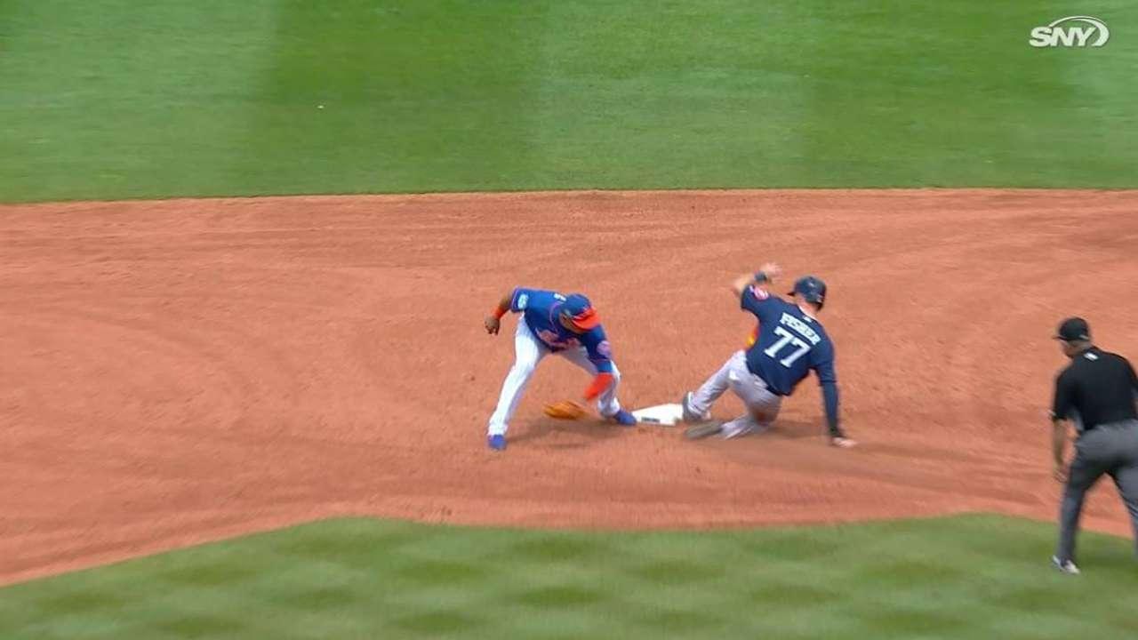 Astros send four to Minor League camp