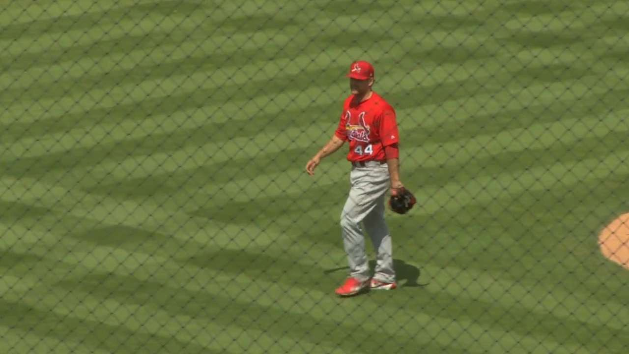 Rosenthal fans Turner to end 7th