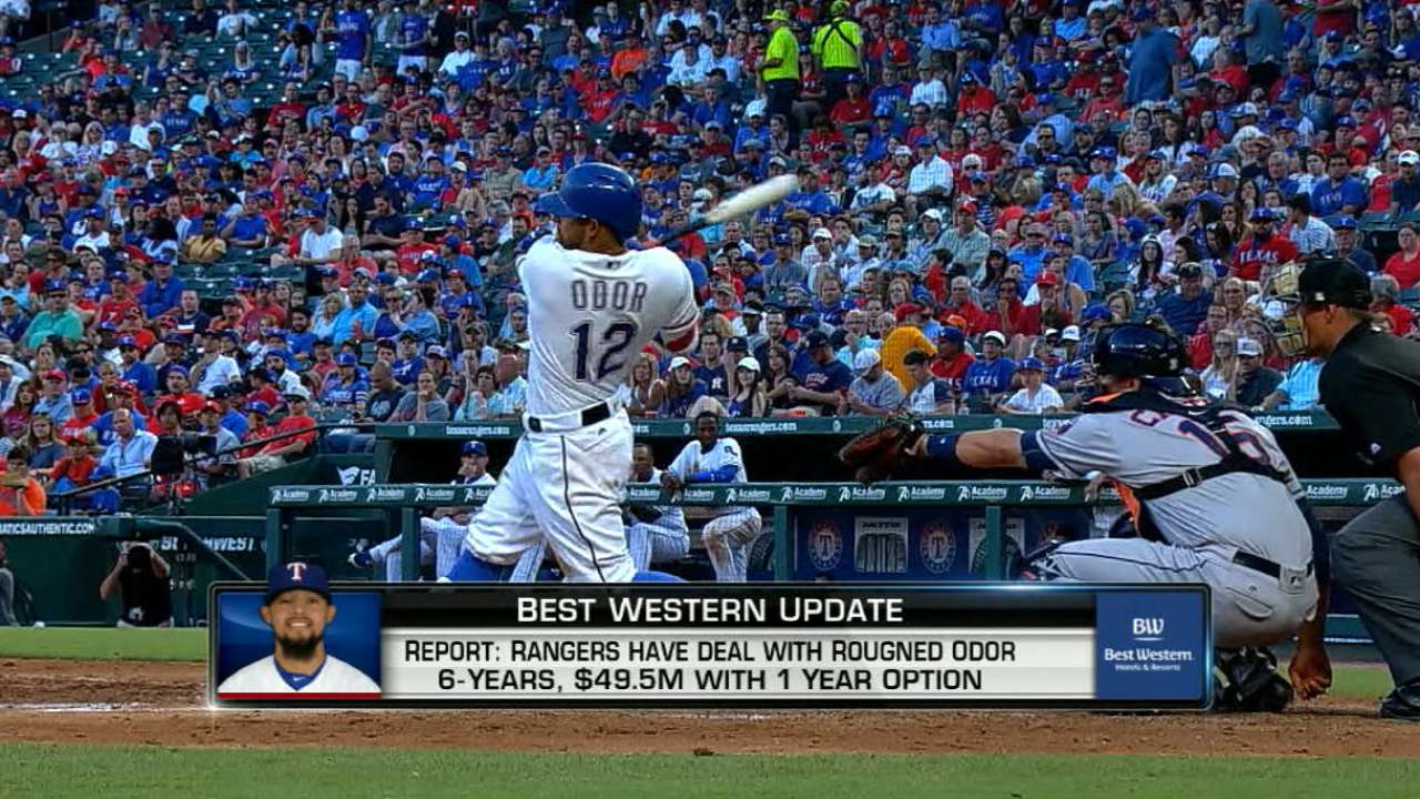 Source: Odor, Texas agree on extension