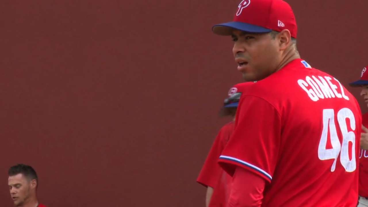 Mackanin 'concerned' after Gomez's shaky 9th