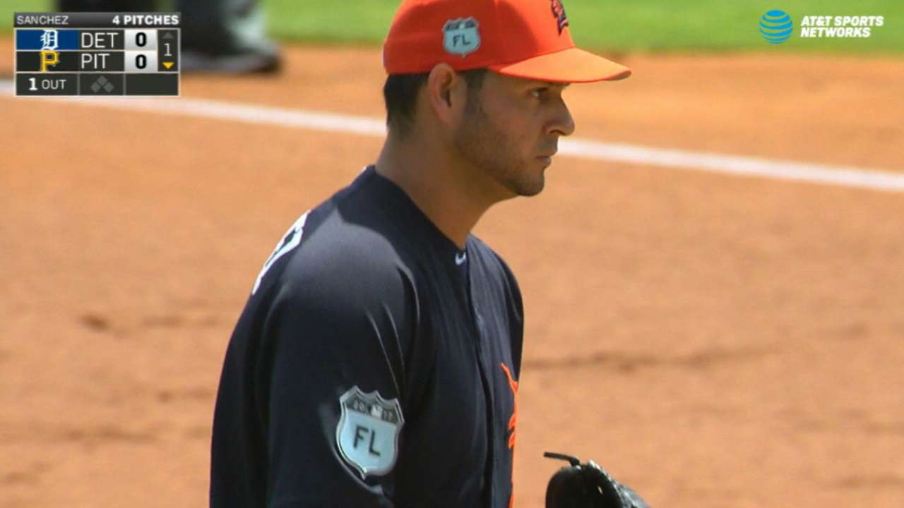 Anibal makes Tigers' rotation decision tougher