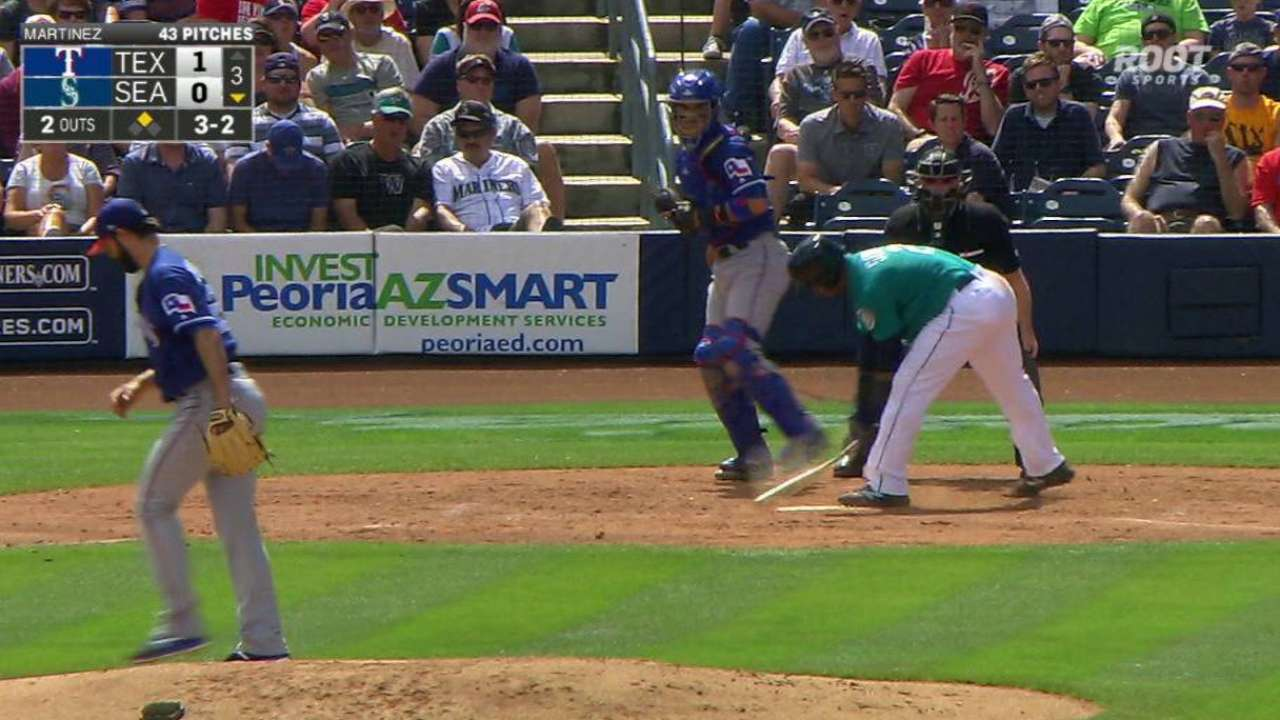 Martinez strong, Gee struggles in Triple-A