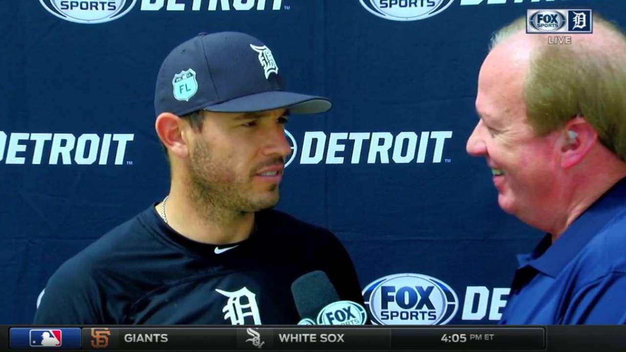 Kinsler talks Classic, Tigers