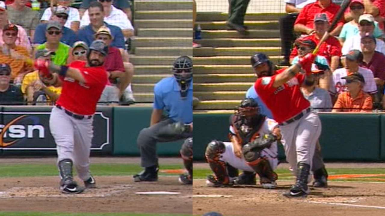 Must C: Leon clubs two homers