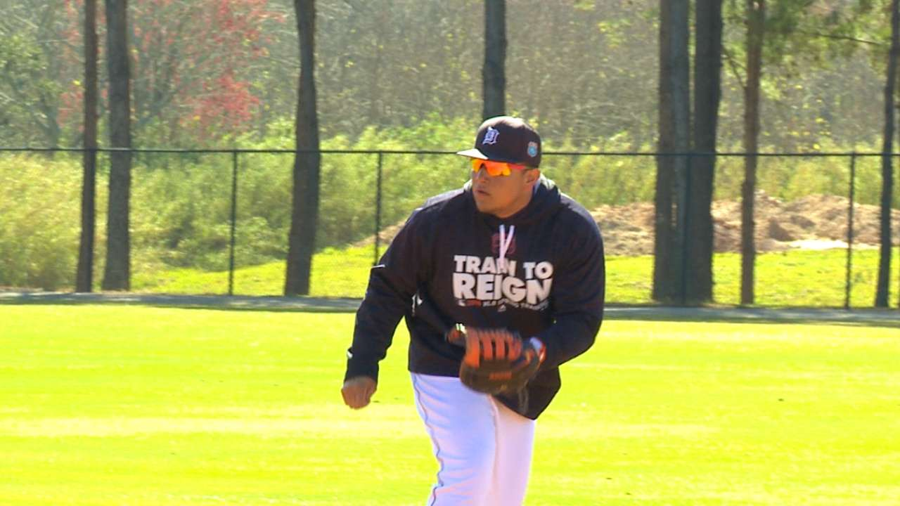 Tigers' roster remains stable as season starts