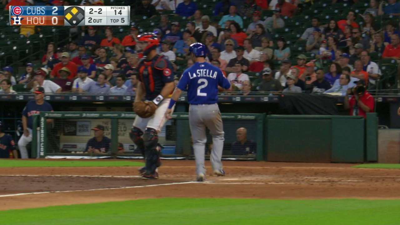 Young's two-run single