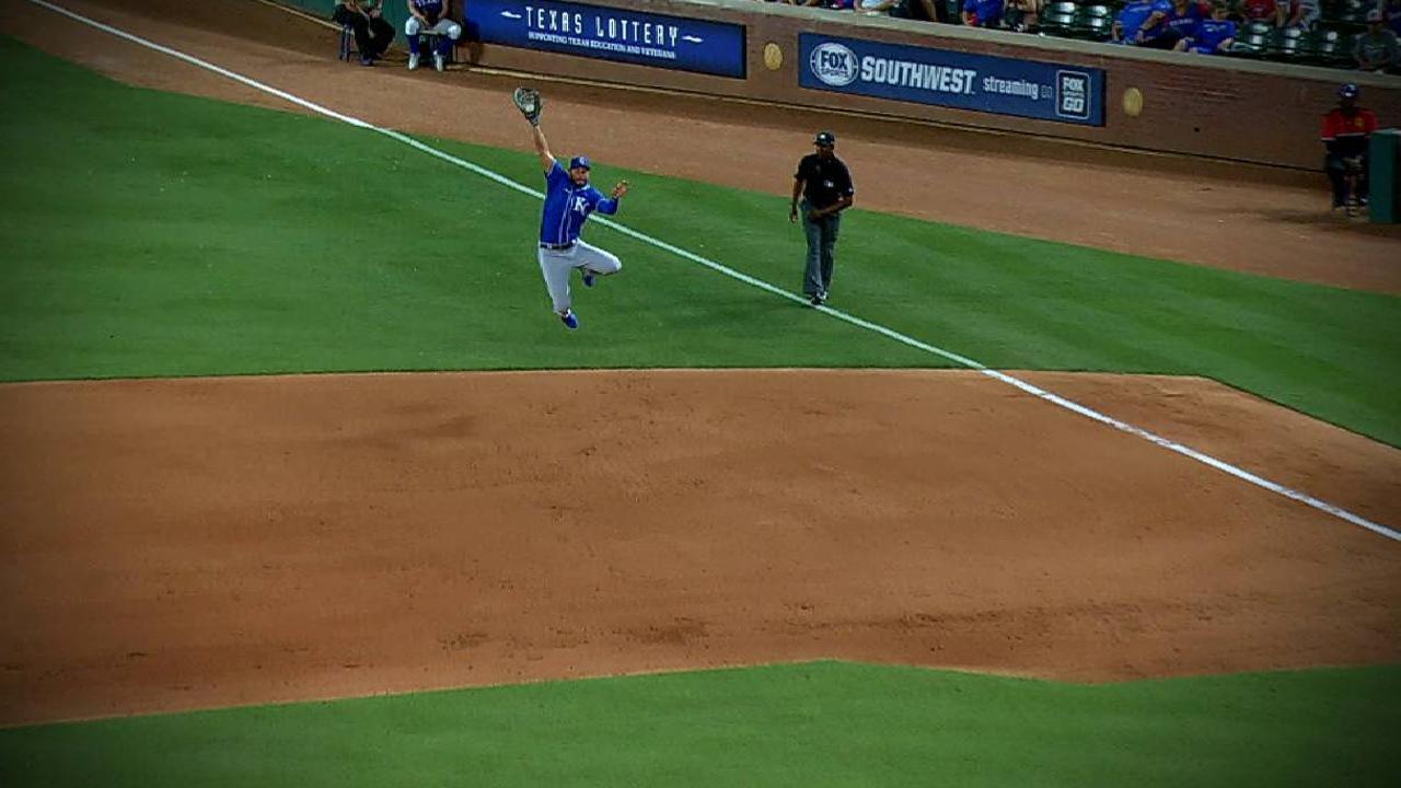 Hosmer's leaping snag
