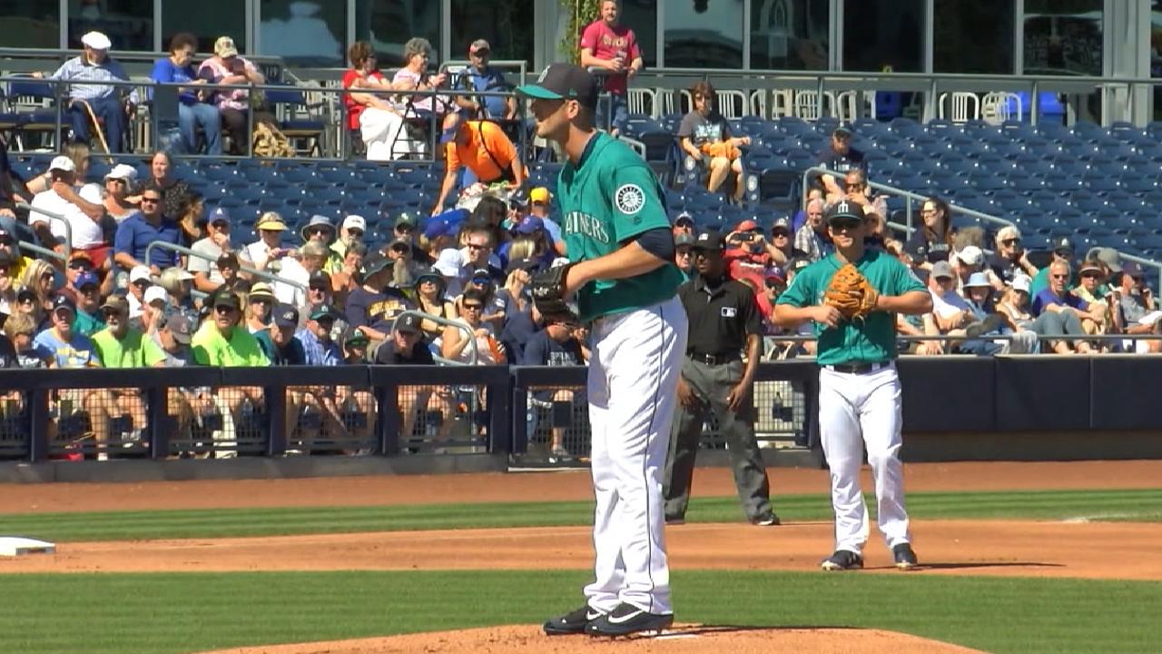 Smyly to 60-day DL; Mariners claim Marshall
