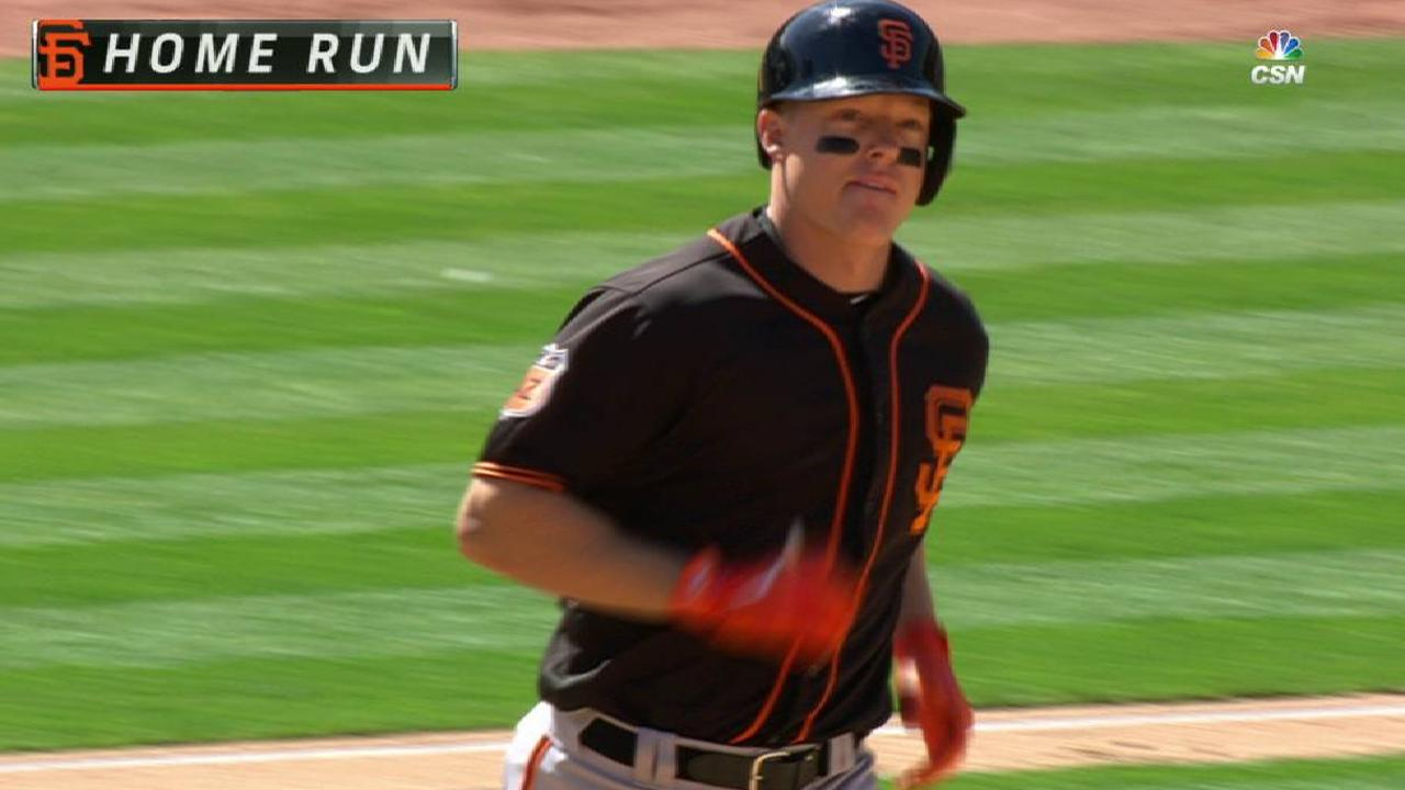 Hundley launches grand slam in spring finale