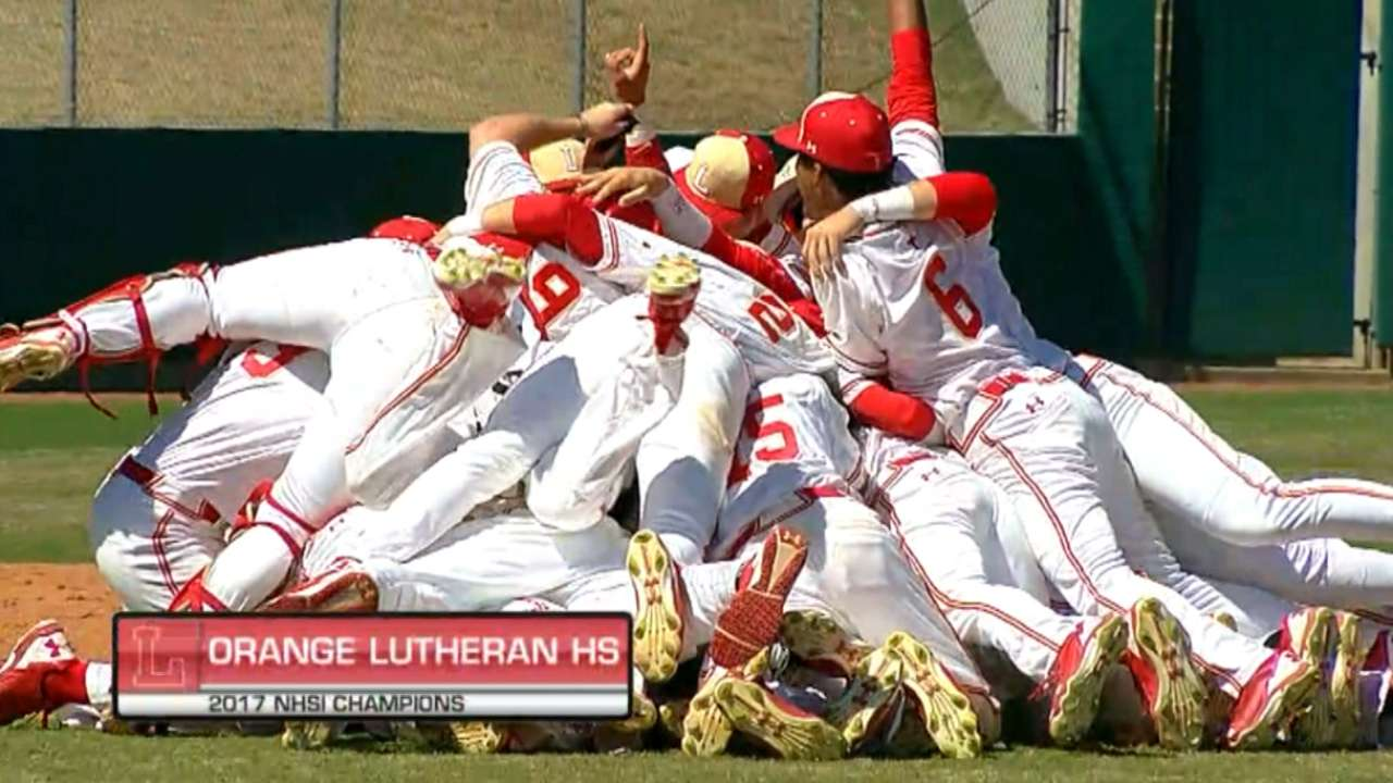 Orange Lutheran captures National High School Invitational title
