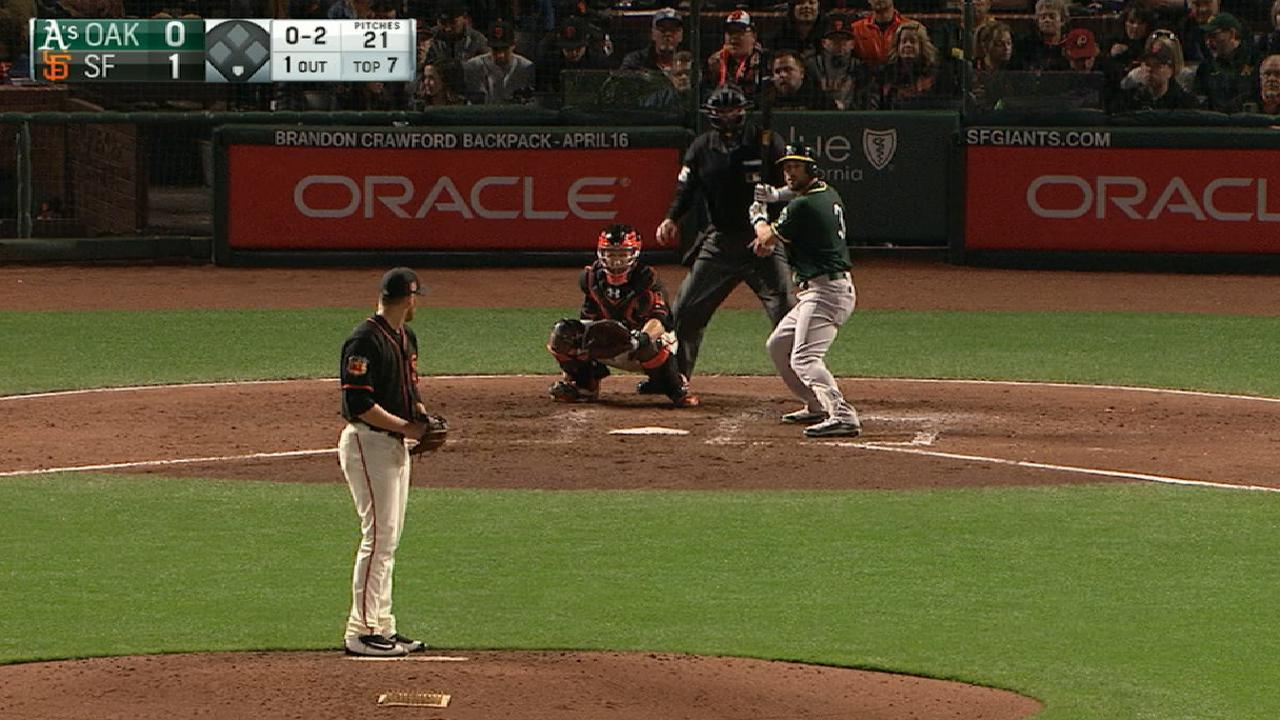 Giants keep Ramirez in bullpen over lefty Okert