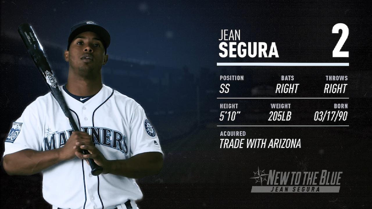 New to the Blue: Jean Segura