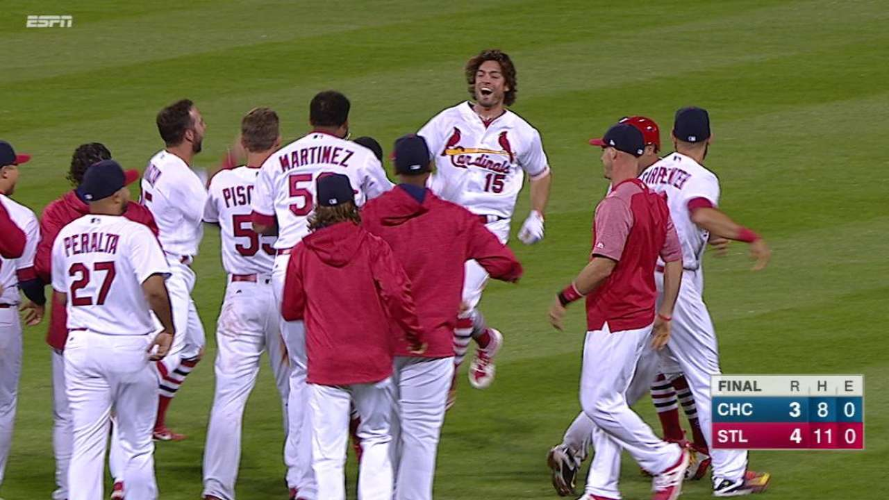 Grichuk's walk-off single