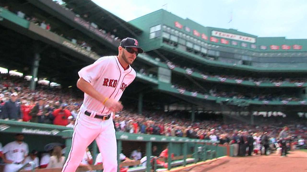 Sale welcomed to Fenway