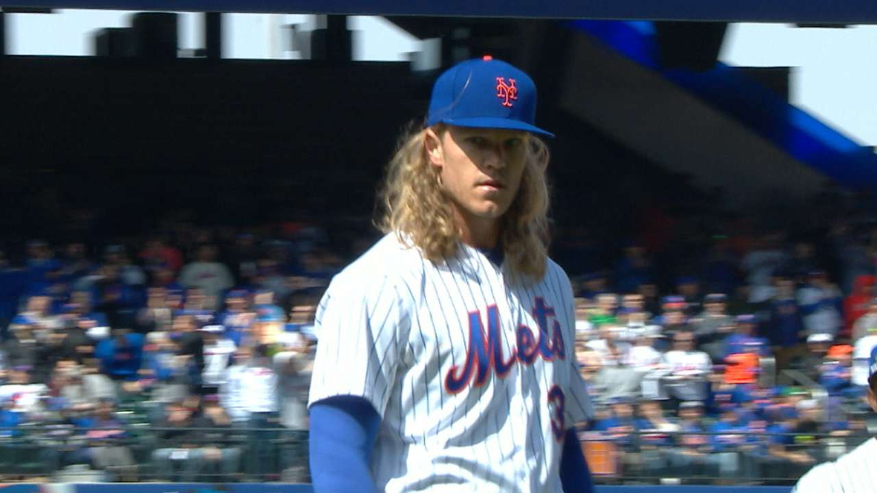 Blistering outing: Thor dominates over 6 innings