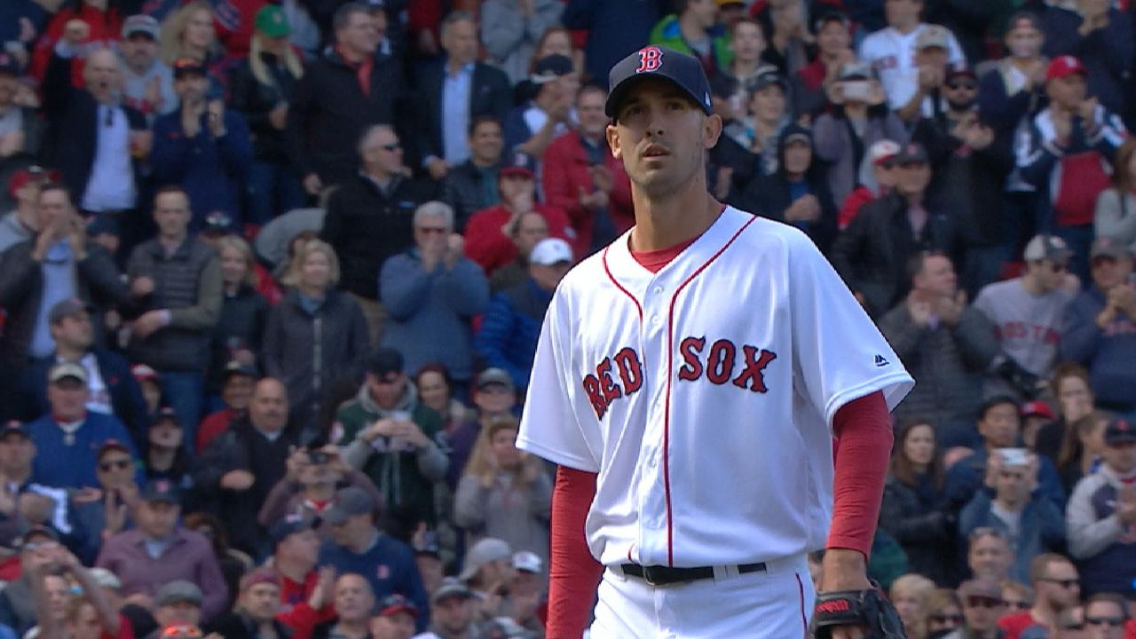 Porcello leads way as Red Sox upend Pirates
