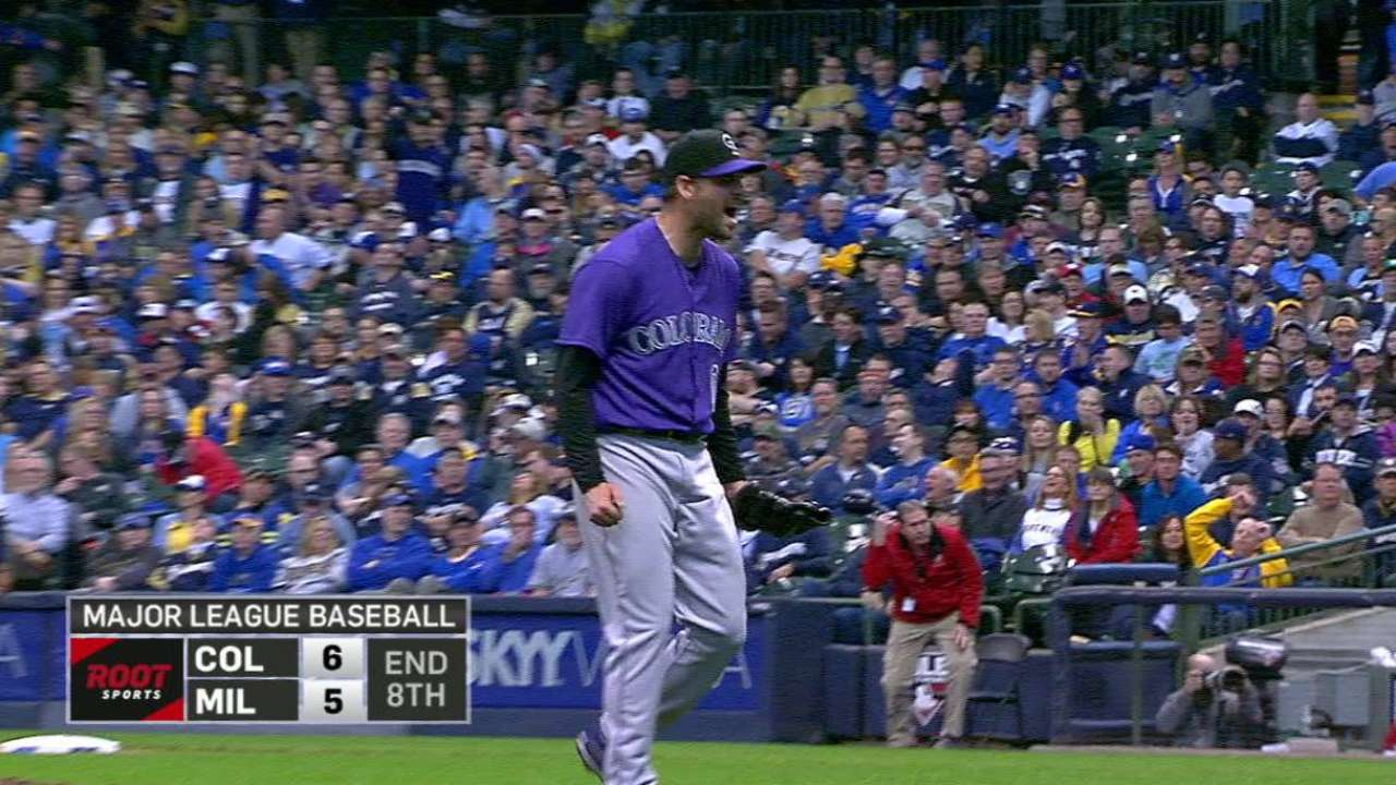 Ottavino's brilliance highlights stellar 'pen effort