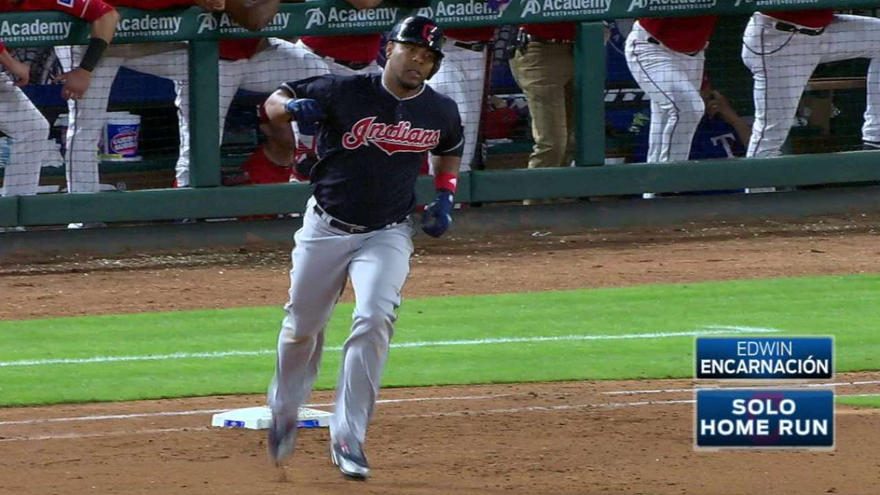 With one swing, 'Edwing' shows why he's here