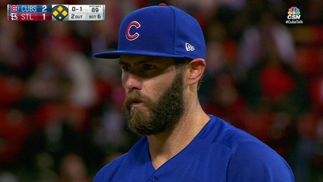 Arrieta gets out of trouble