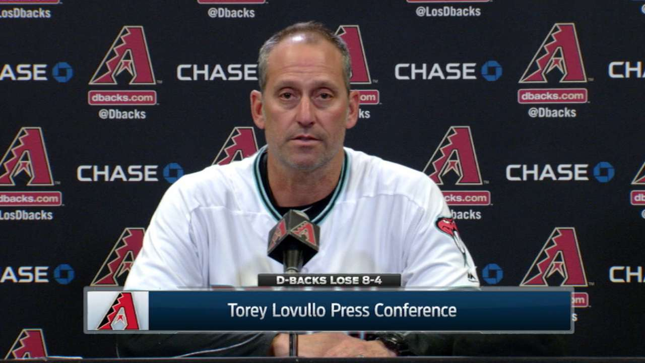 Miscues costly in D-backs' loss to Giants