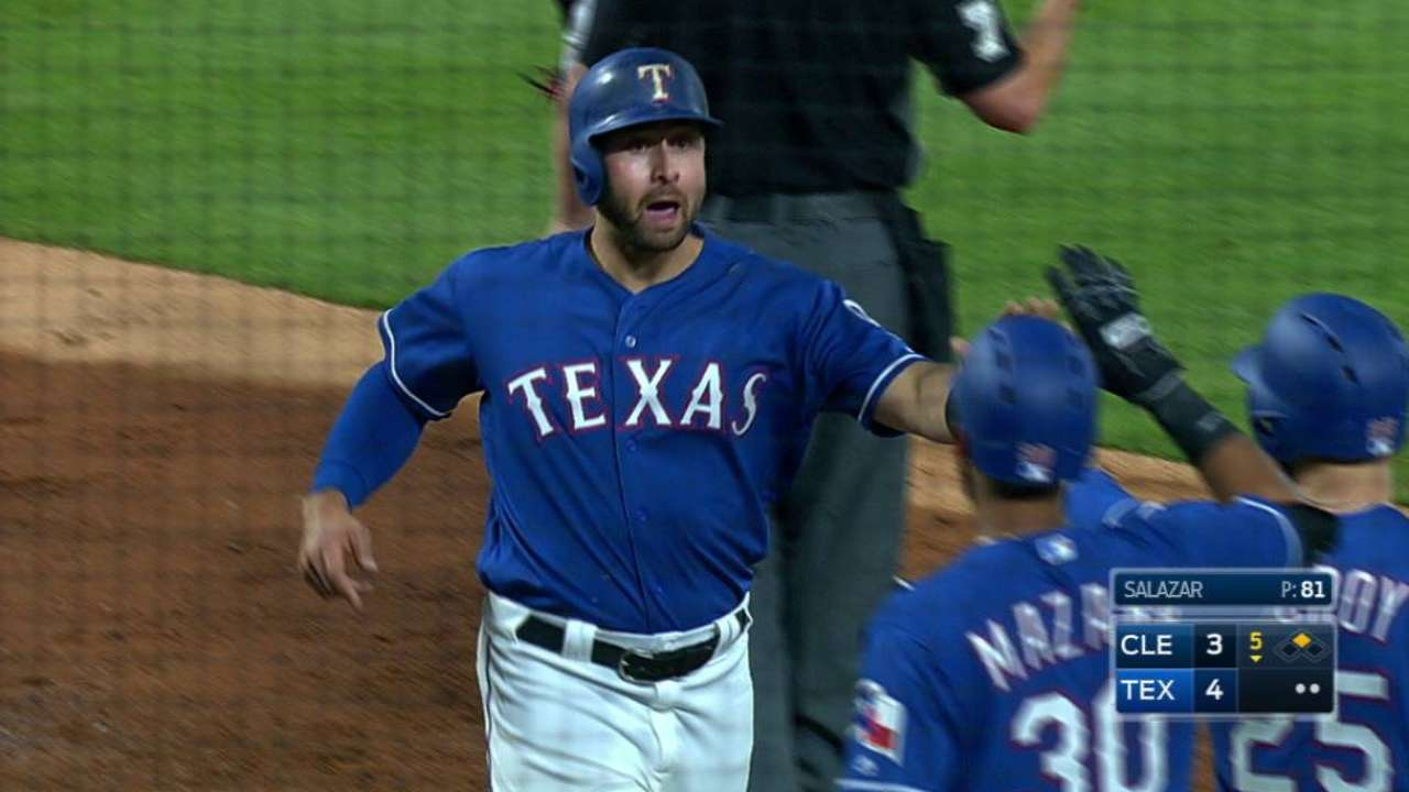 Rangers plate two after error