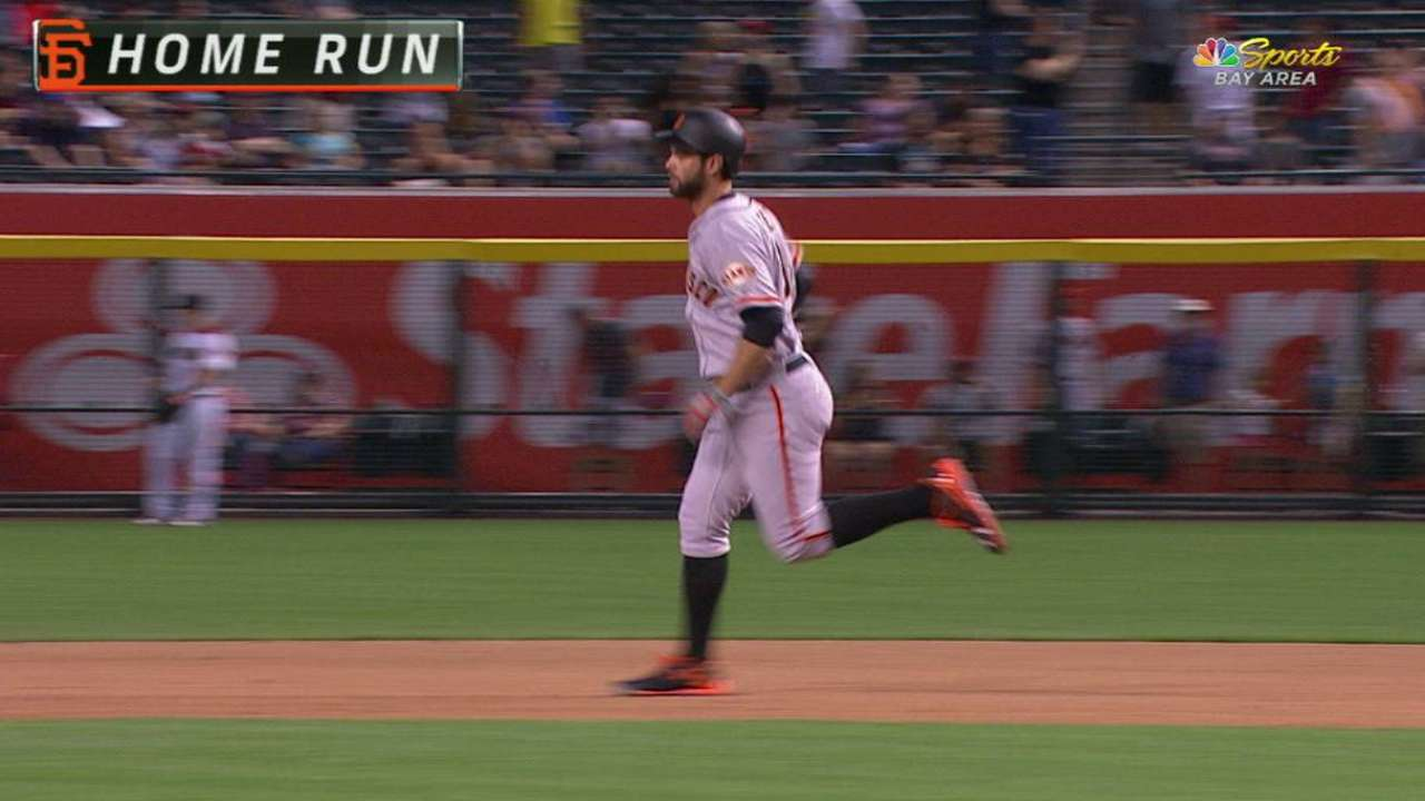 Belt: Error 'changed whole game' for Giants