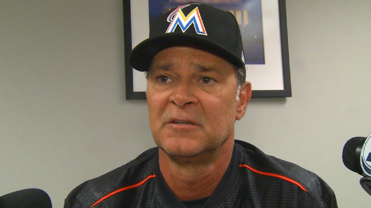 Mattingly talks ejection in loss