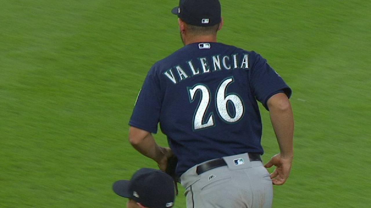 Valencia providing defensive boost for Seattle