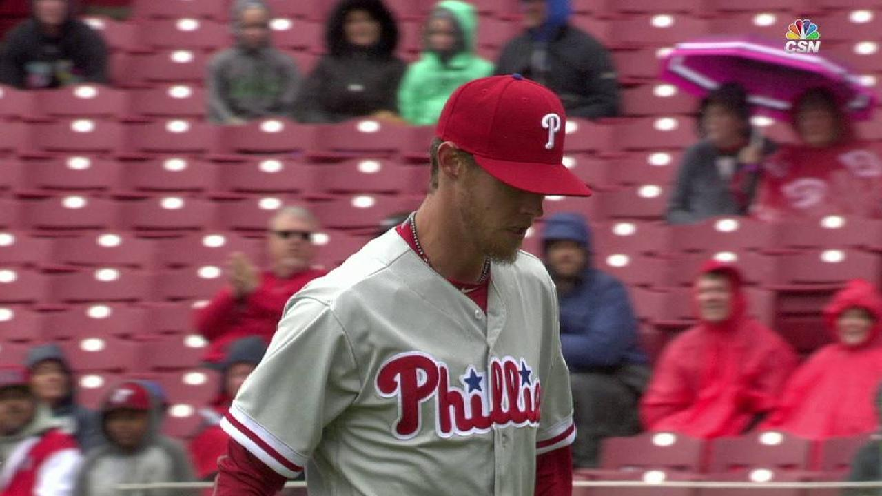With velo down, Buchholz focused on finesse