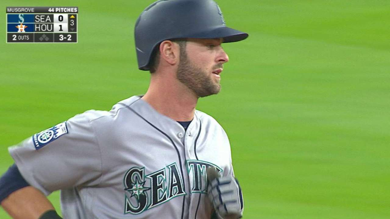 Haniger gives Seattle's offense needed spark