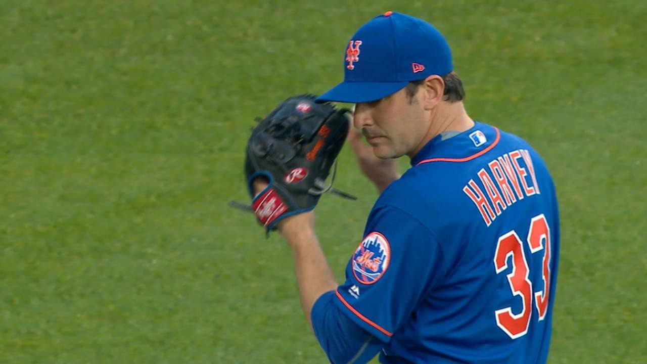 Harvey notches first win of 2017