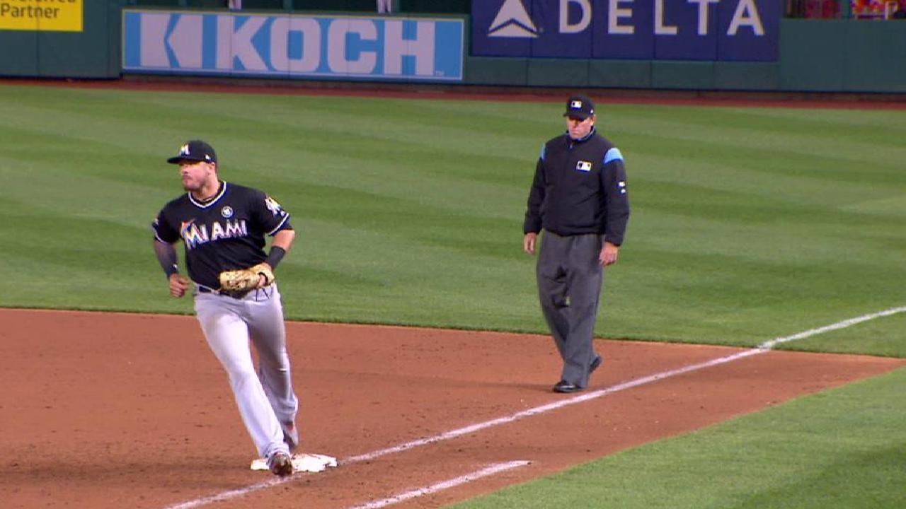 Bour's unassisted DP in the 9th