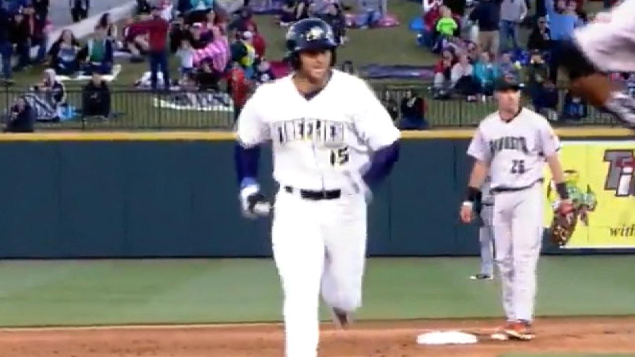 MLB Tonight on Tim Tebow's homer