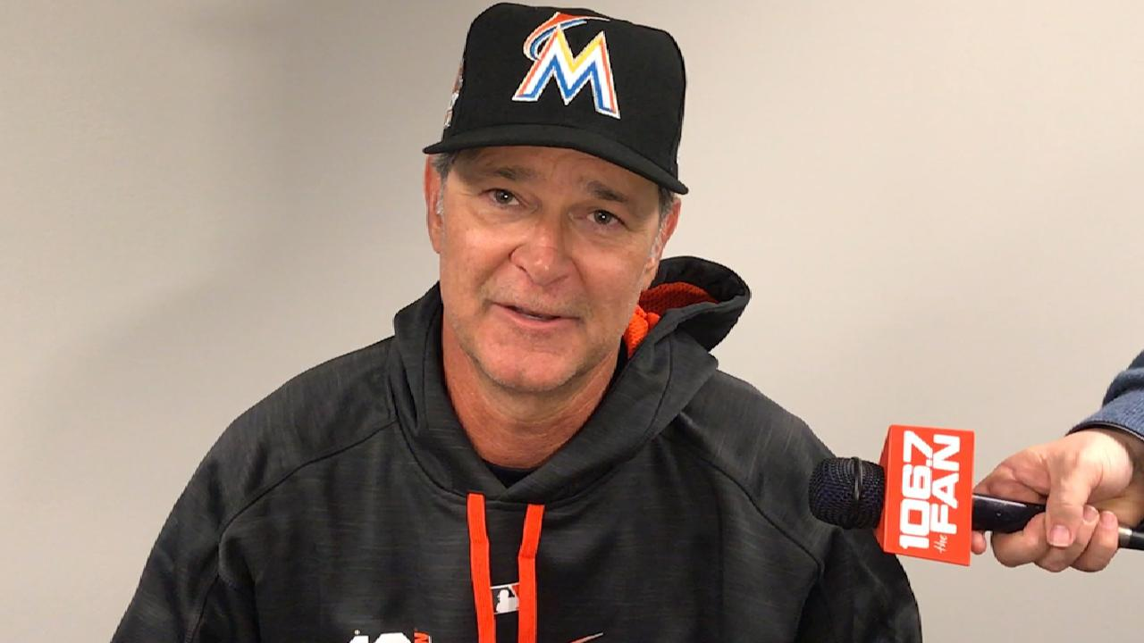 Mattingly on 4-3 win in extras