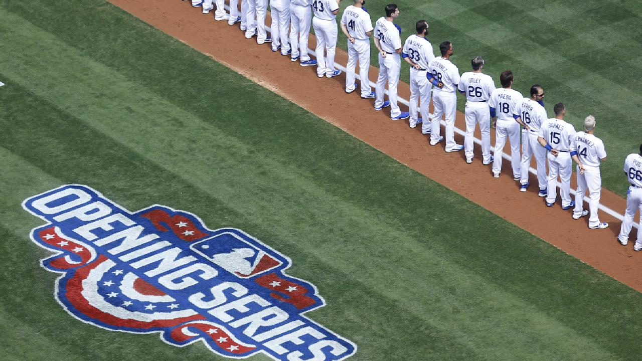 Six clubs to stage home openers on MLB.TV