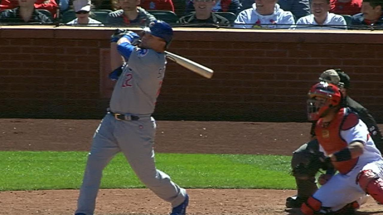 Radio Call: Schwarber leads Cubs