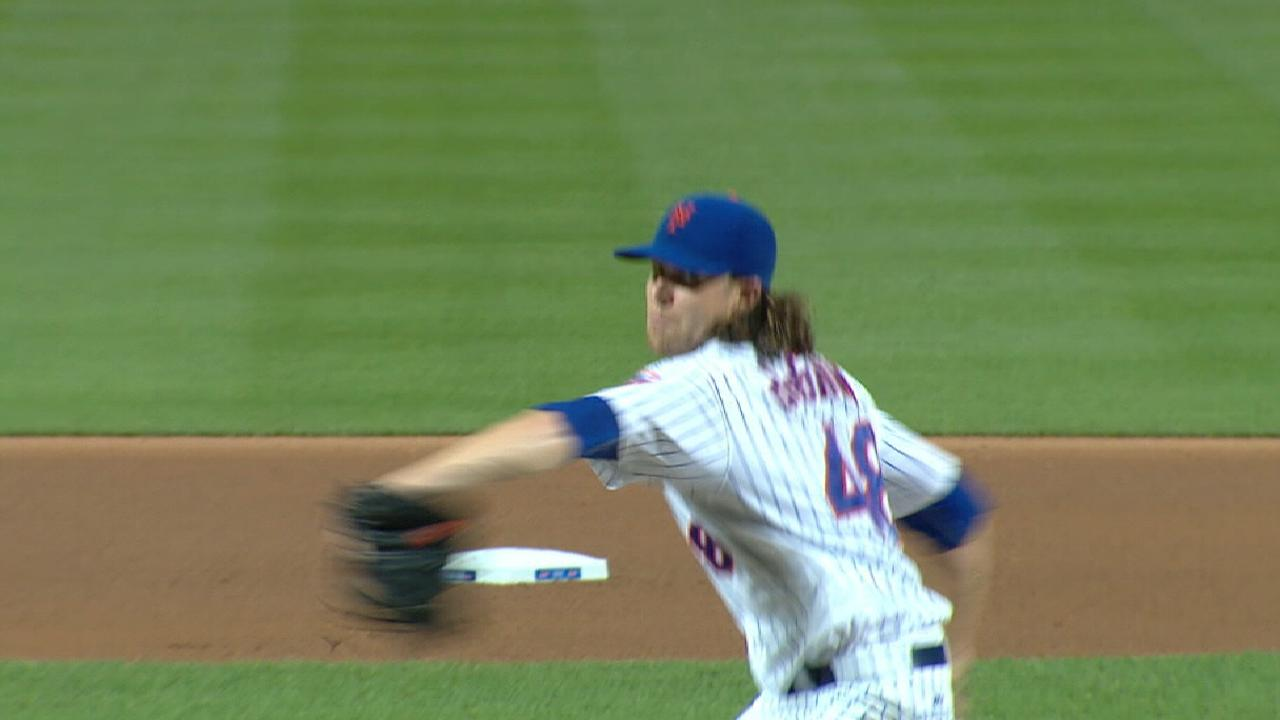 deGrom leads talented Mets staff