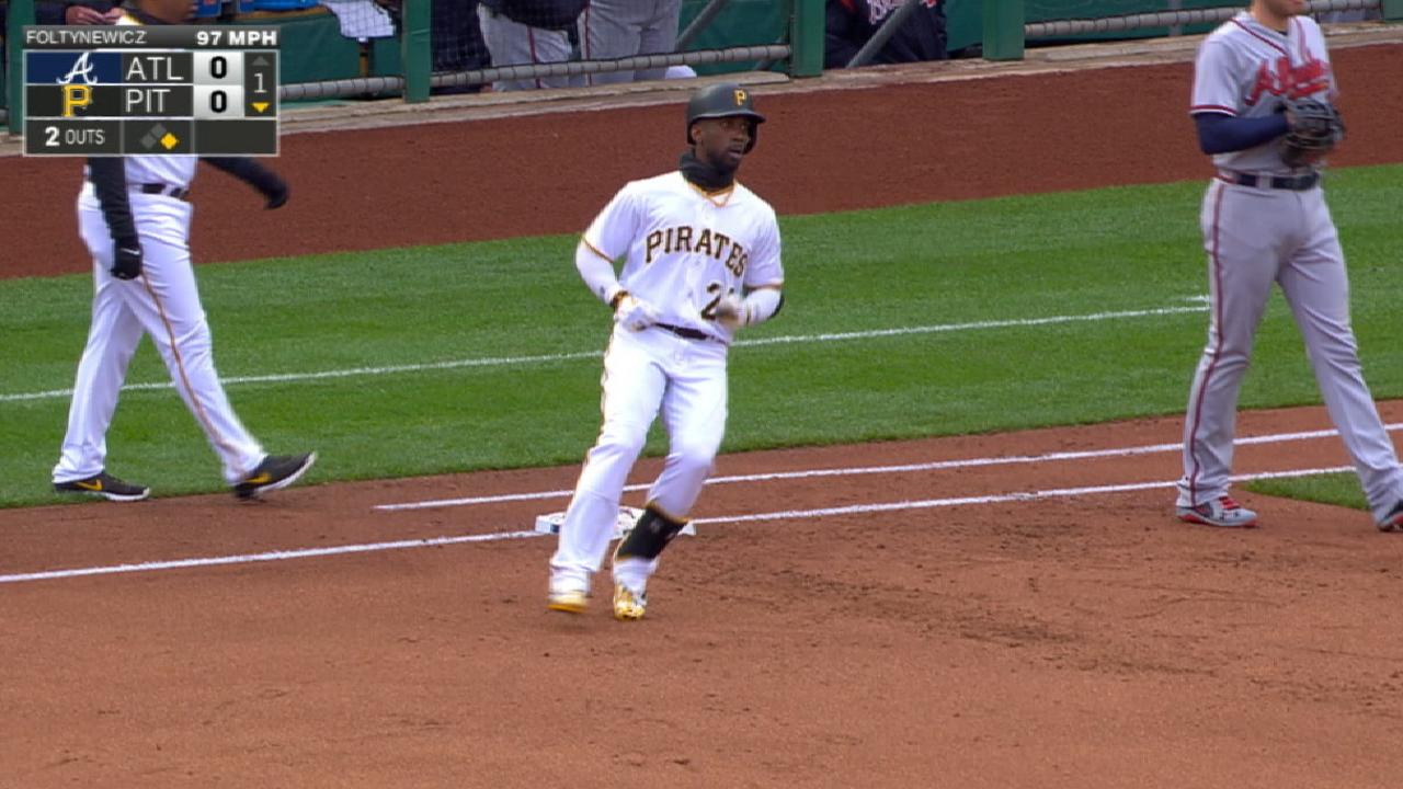 McCutchen stellar in home opener