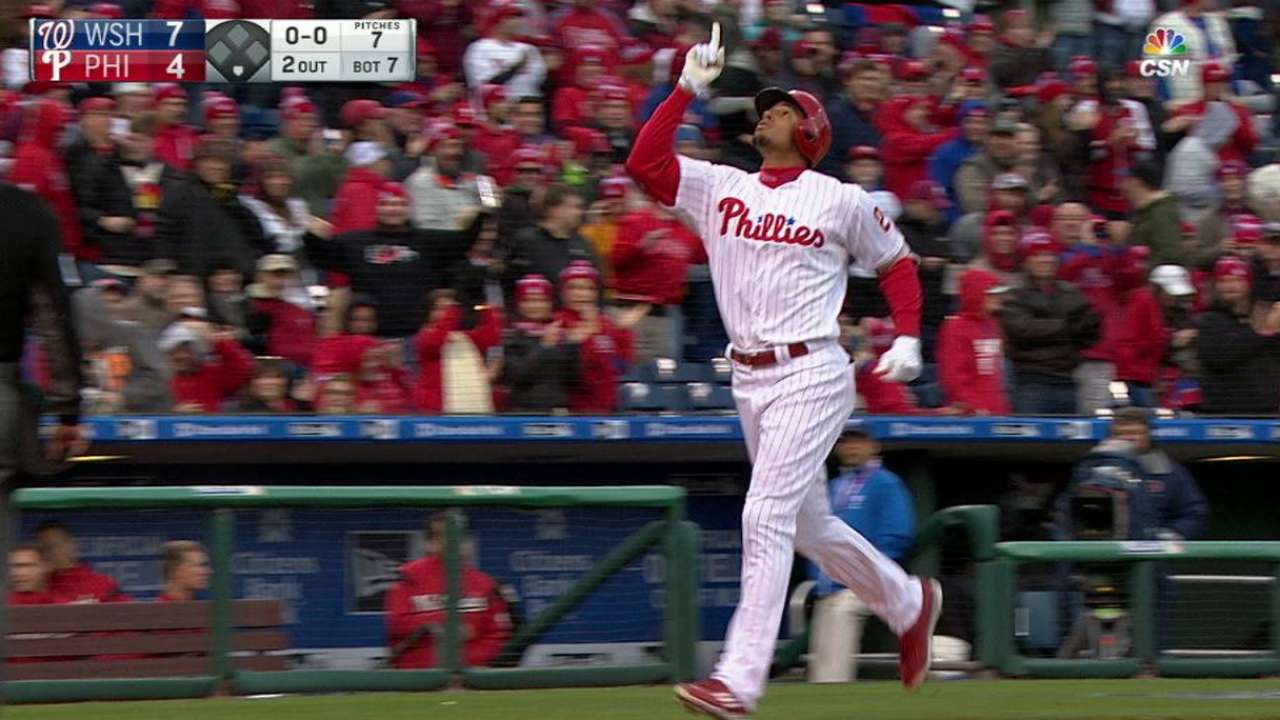 Altherr's two-run homer