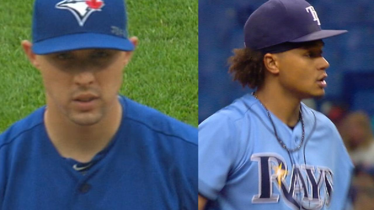 Sanchez faces Archer in '17 debut on MLB.TV
