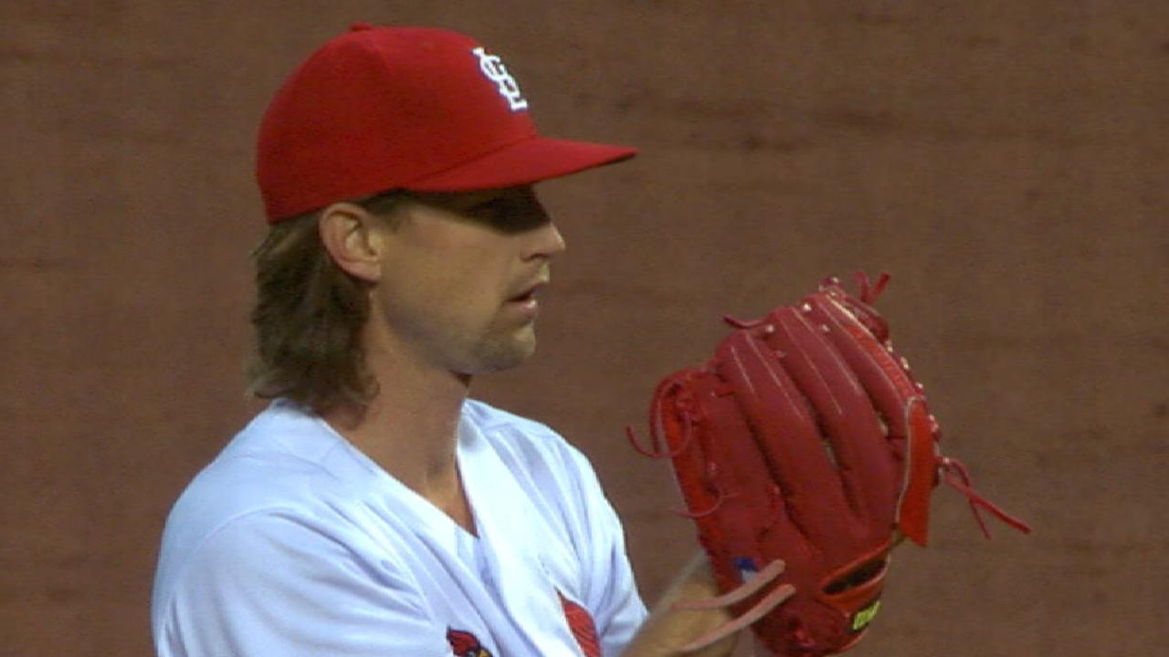 Leake's strong performance