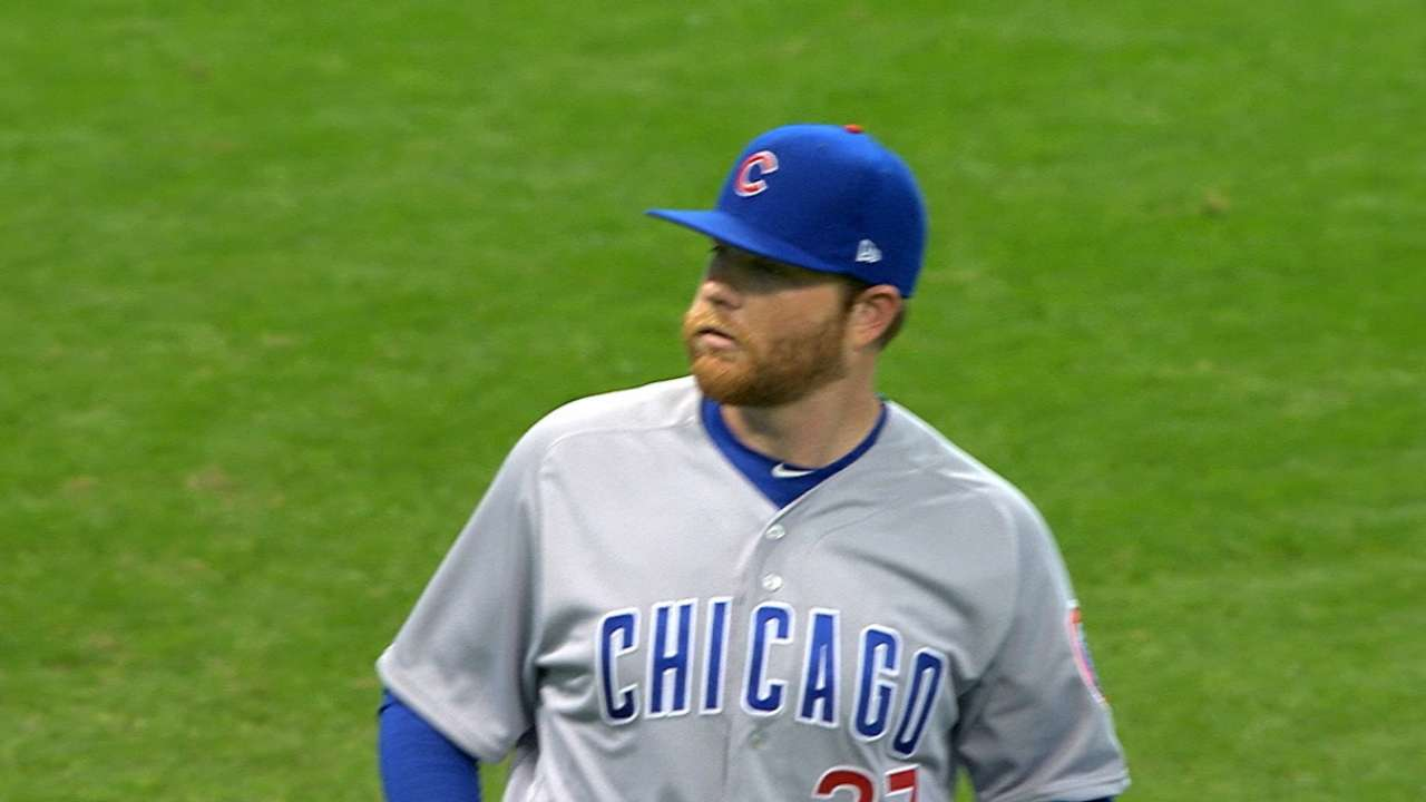 Anderson back to form in solid debut for Cubs
