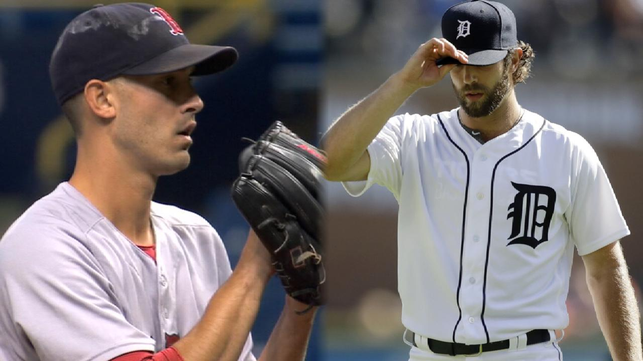 Porcello, other aces back on hill on MLB.TV