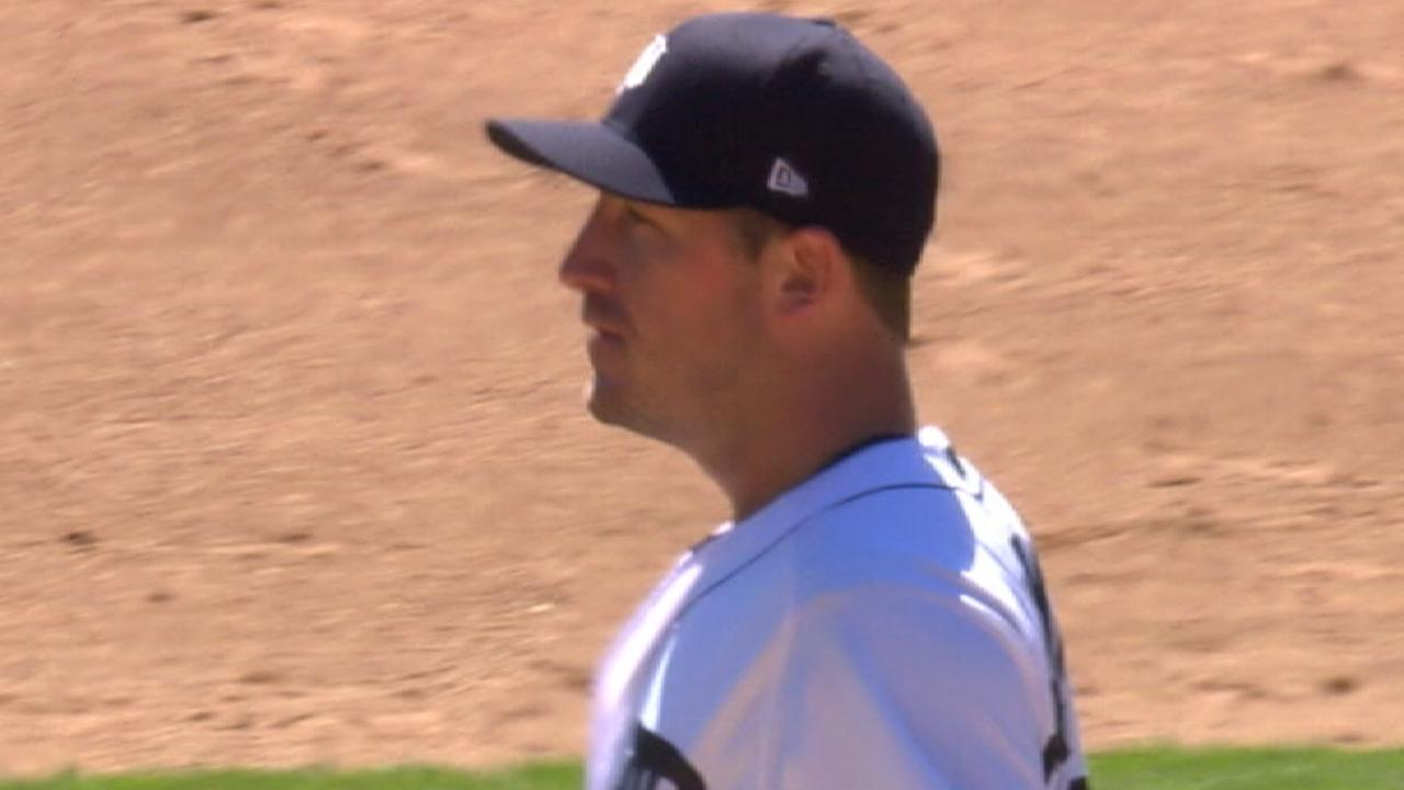 Zimmermann solid in six innings