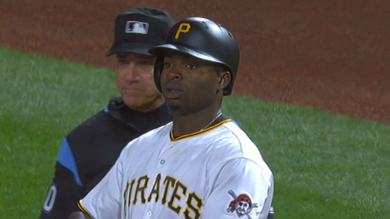 Polanco scratched with groin discomfort