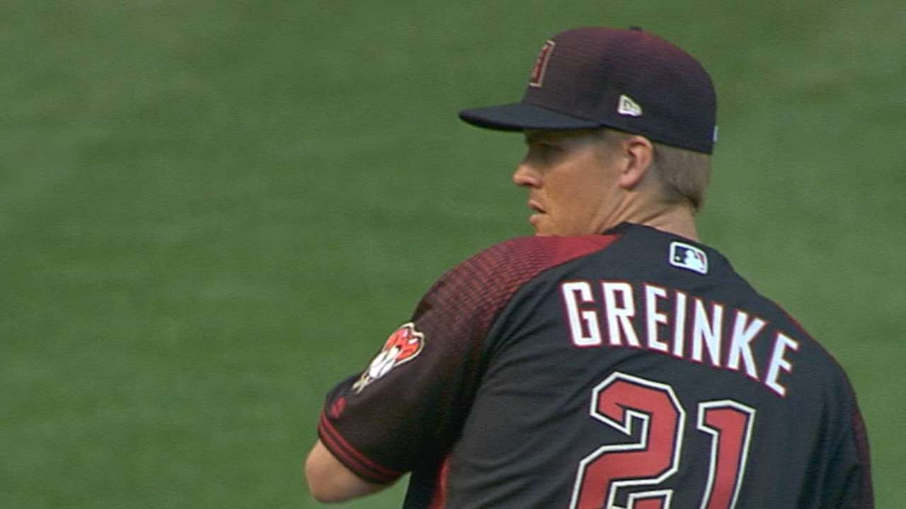 After first win, Greinke eager to face Kershaw