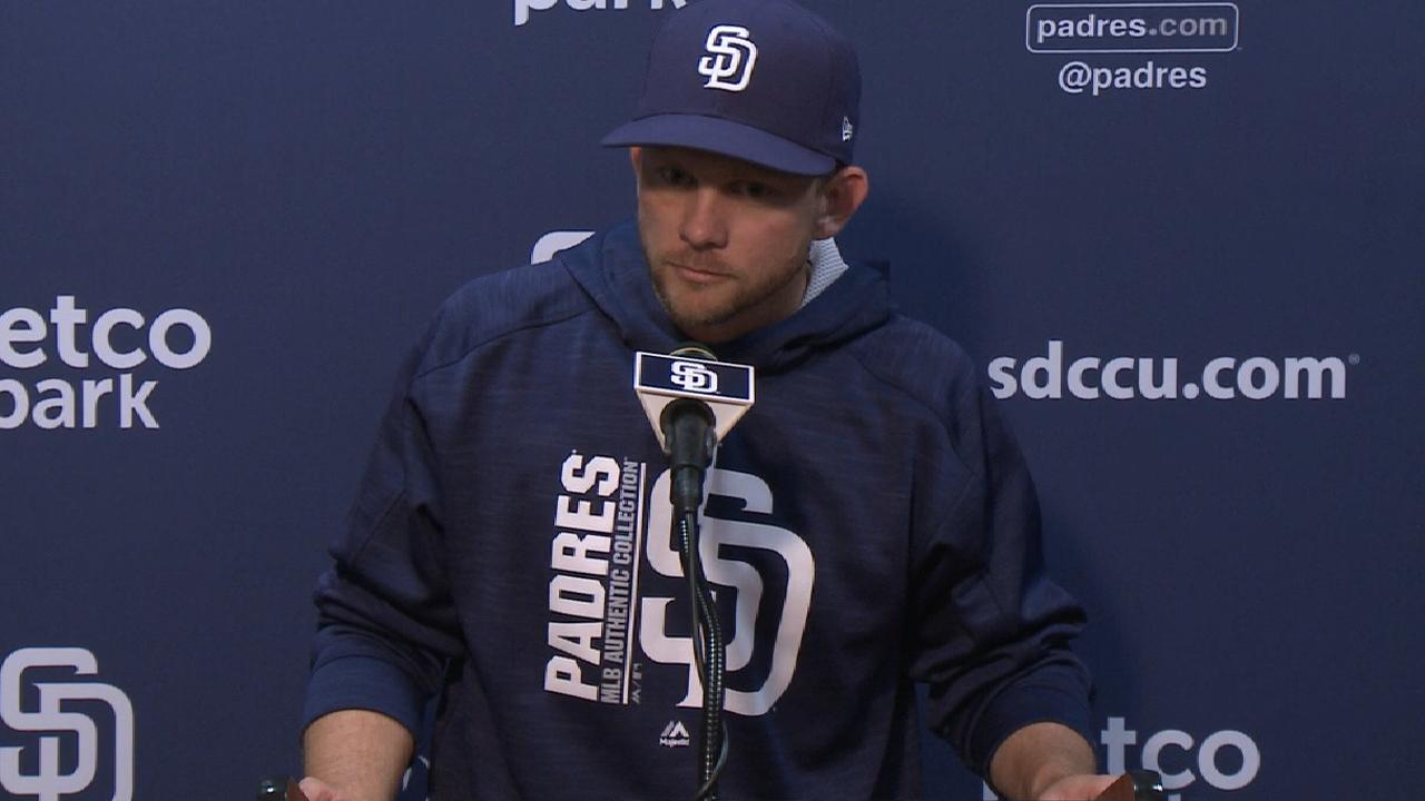 Green on Padres' 2-1 win