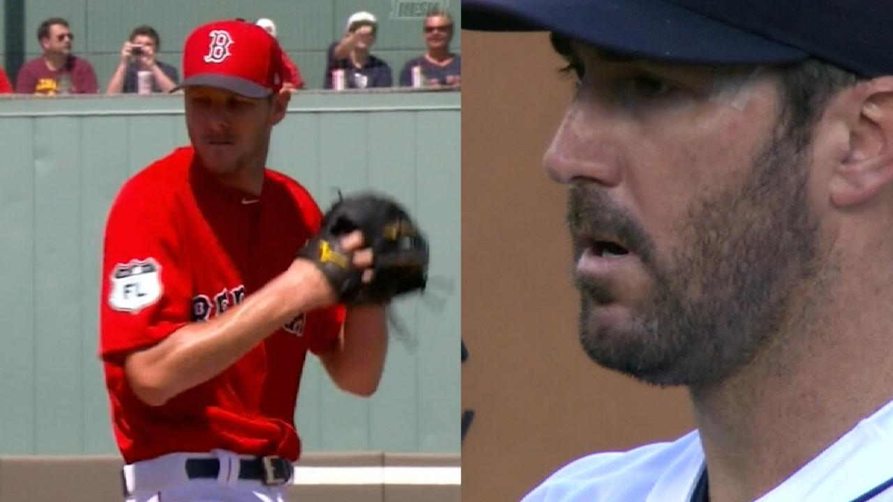 Sale-Verlander duel leads MLB.TV watch list